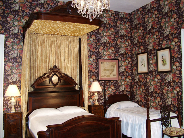 Oak Hill Bed And Breakfast Natchez Ms